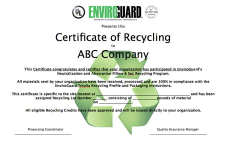 Enviroguard Recycling
